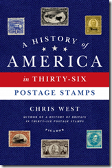 a history of america in 36 postage stamps