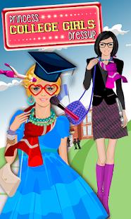 High School Girls Makeover