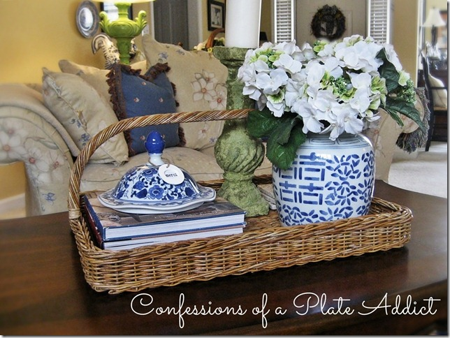 CONFESSIONS OF A PLATE ADDICT Pottery Barn Tray