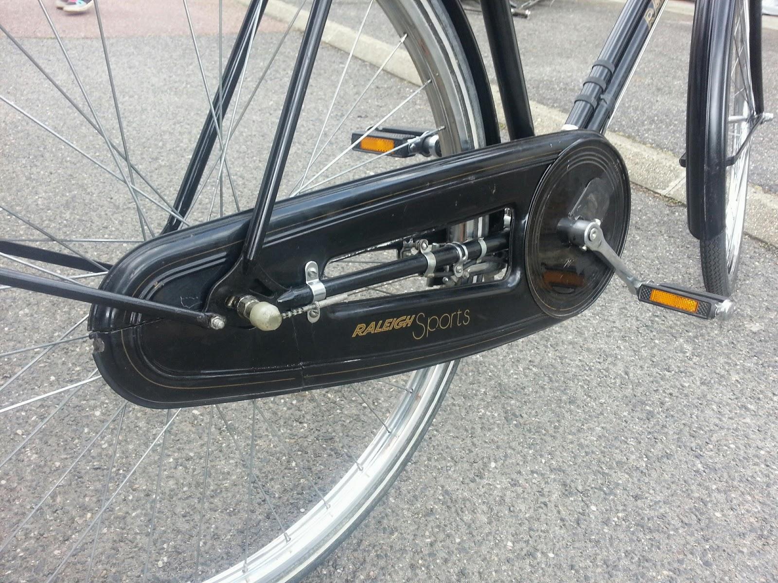 carter chaine vélo