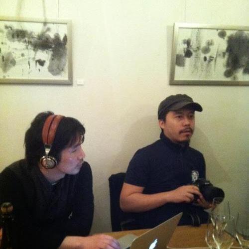 uhitokiyosue & Toshiyuki Yasuda