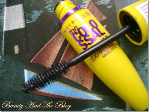 7c9390230be Maybelline Volum' Express Colossal Washable Mascara In Glam Black Review