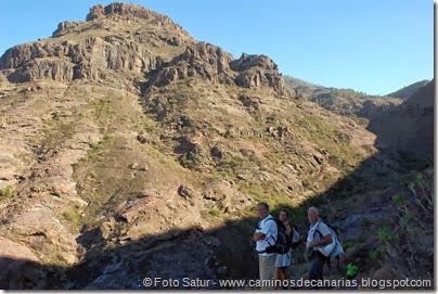 6750 Carrizal Tejeda-La Aldea(Barranco Garabateras)