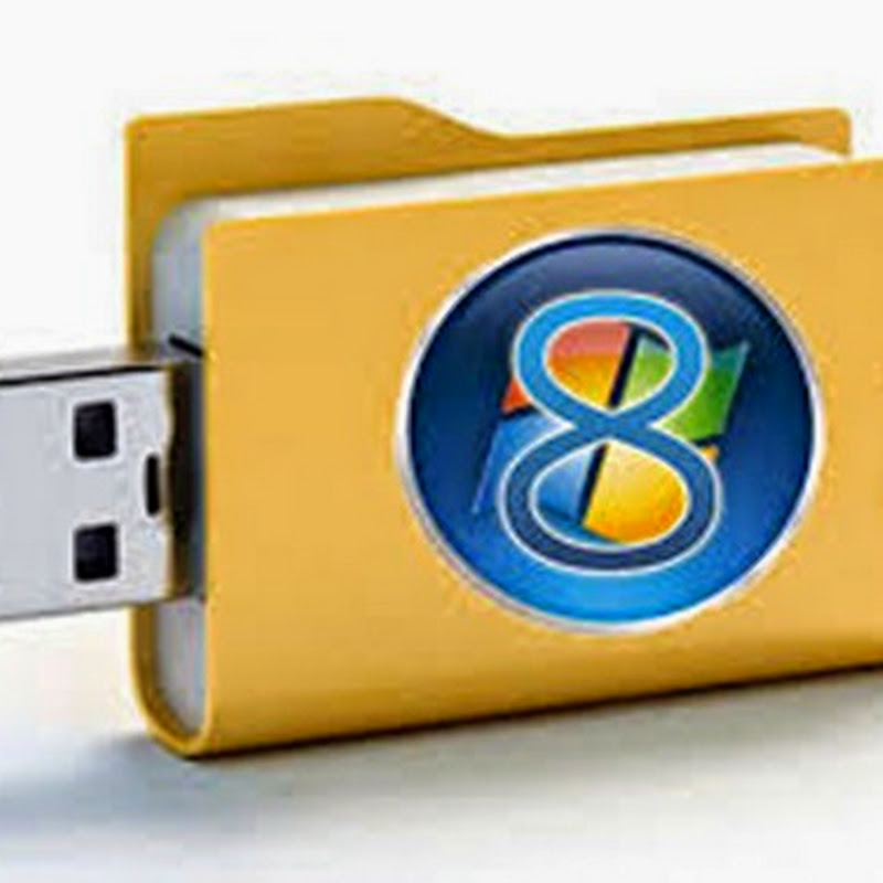 Installare Windows su USB: come fare con Windows 8 e 8.1