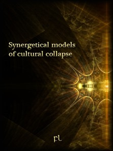 Synergetical models of cultural collapse Cover