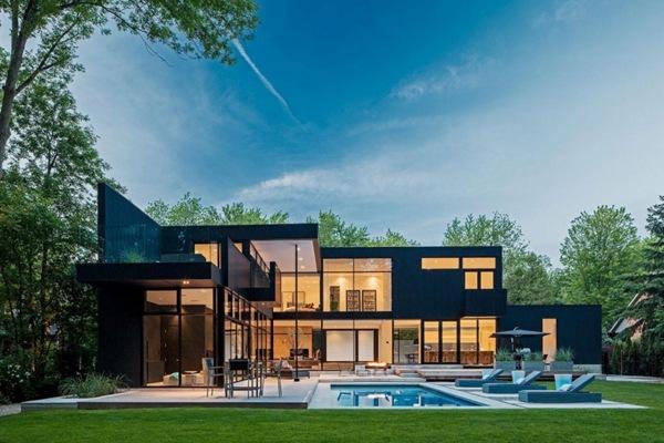 casa moderna 44 belvedere las casas de los arquitectos