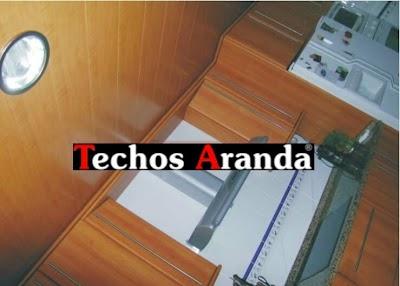Techos aluminio Sant Boi de Llobregat