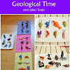 Geological Time Scale with Safari Toobs