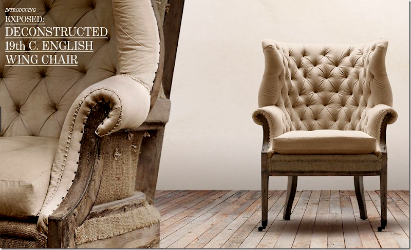 skirted wingback chair cote de texas are they serious