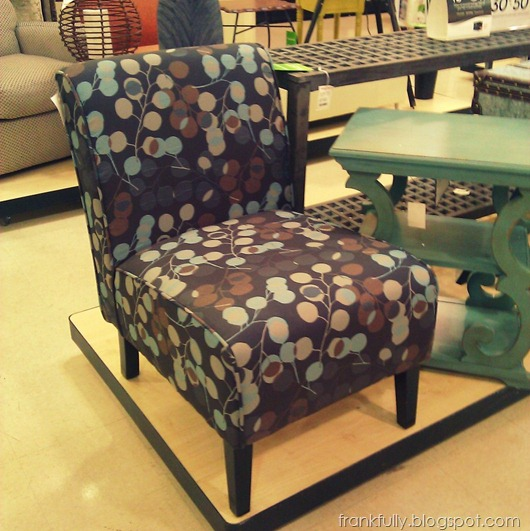 Home Goods Accent Chairs: Frankfully: Window Shopping At HomeGoods