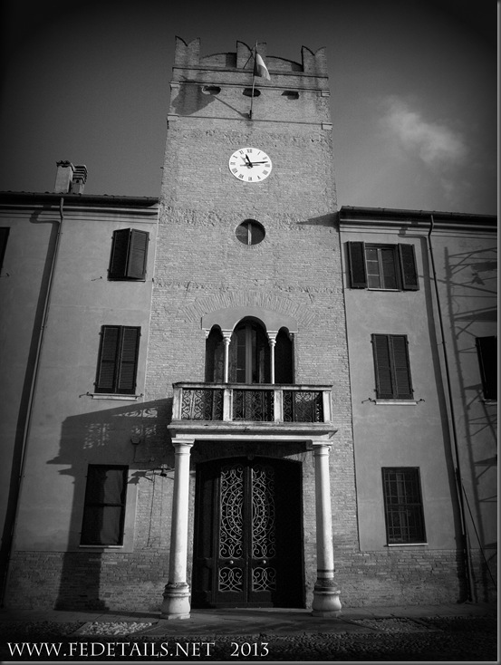 Delizia della Diamantina 2, Vigarano Pieve, Ferraara, Emilia Romagna, Italy - Property and Copyrights of FEdetails.net