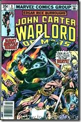 P00009 - John Carter Warlord of Ma