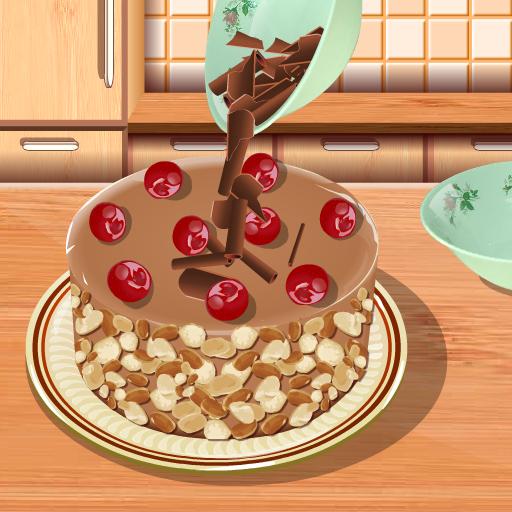 甜品烹飪遊戲 休閒 App LOGO-APP試玩