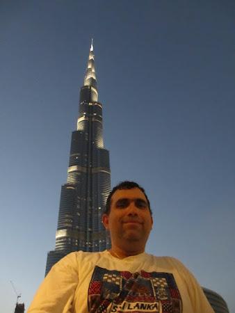 Obiective turistice Dubai: Burj Khalifa