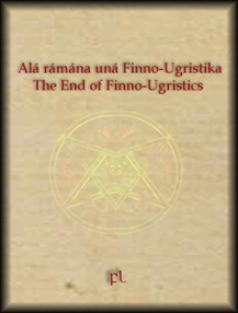 The end of Finno-Ugristics Cover
