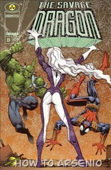 P00015 - Savage Dragon #13
