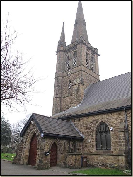 St Paul's Church, Kersal
