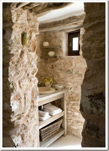 mediterranean-stone-style-bathroom