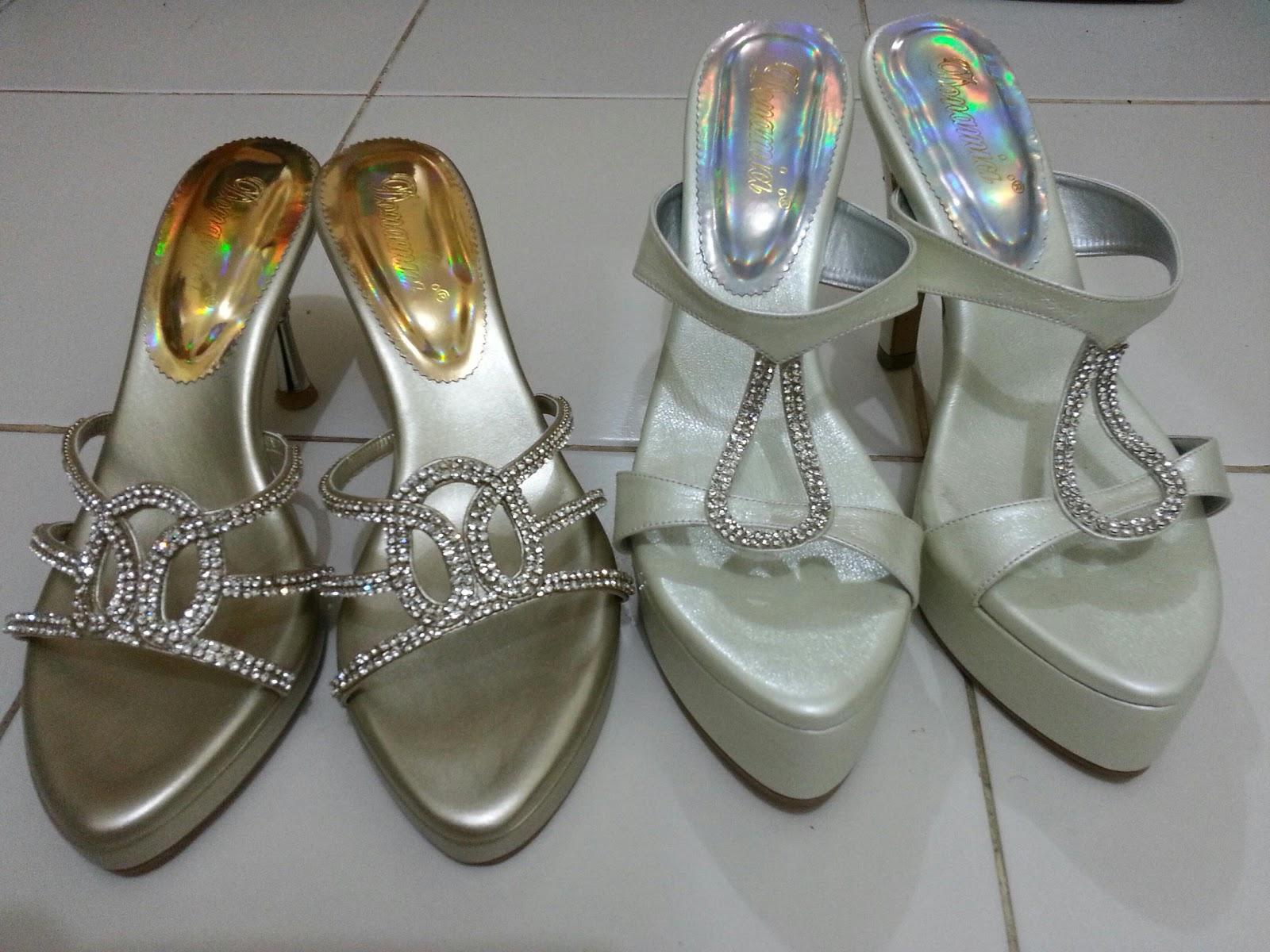 Jual Wedding Shoes Jakarta