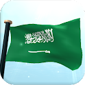 Saudi Arabia Flag 3D Wallpaper icon