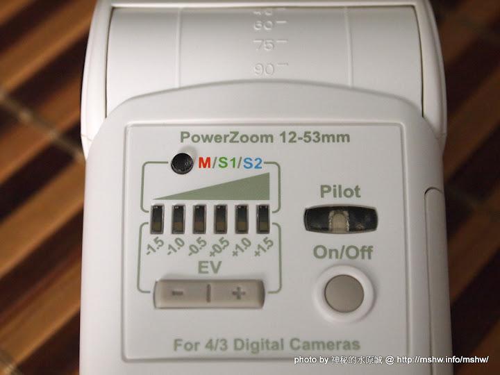 新玩具開箱! ~ 日清Nissin Di466 閃光燈 for m4/3 or 4/3系統 嗜好 攝影