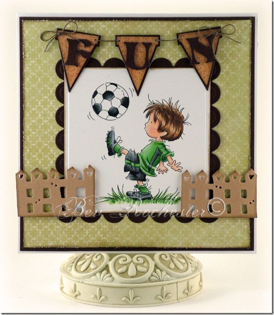 bev rochester lotv football favourite craft tool llf 10 may