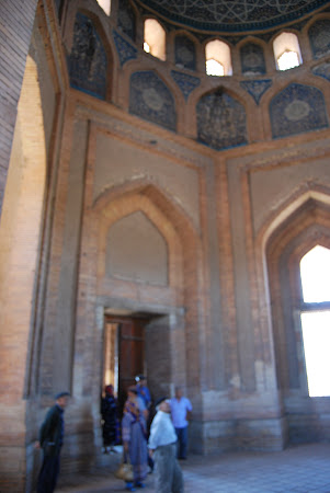 Imagini Turrkmenistan: Interior