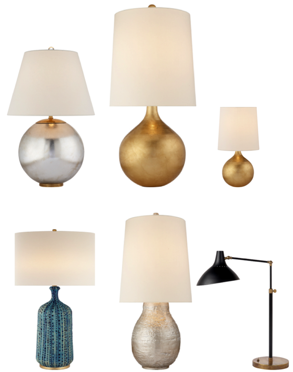 AERIN Lighting via La Dolce Vita | Available through Circa Lighting