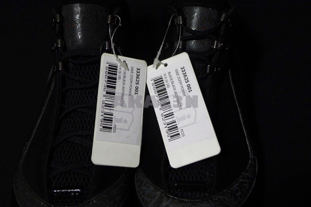 8220Blackout8221 TBT Closer Look at the Unreleased Nike Zoom Power  8220Blackout8221 . ad592cc45