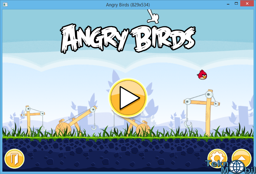 Angry Birds Pc Full