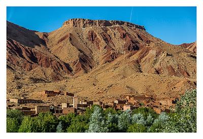 Im hohen Atlas: Berge rund um Bou Thrarar