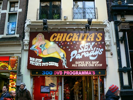 Sex shop Amsterdam
