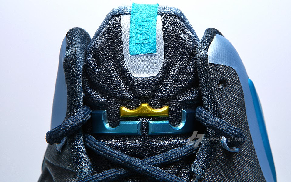 buy online 5feb4 59675 Hot Sale Nike Lebron 11 Cheap sale 2013 Gamma Blue Armory Slate