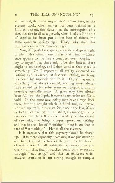 Bergson. Creative Evolution. 1911 creativeevolutio00berguof.test.t_Page_305
