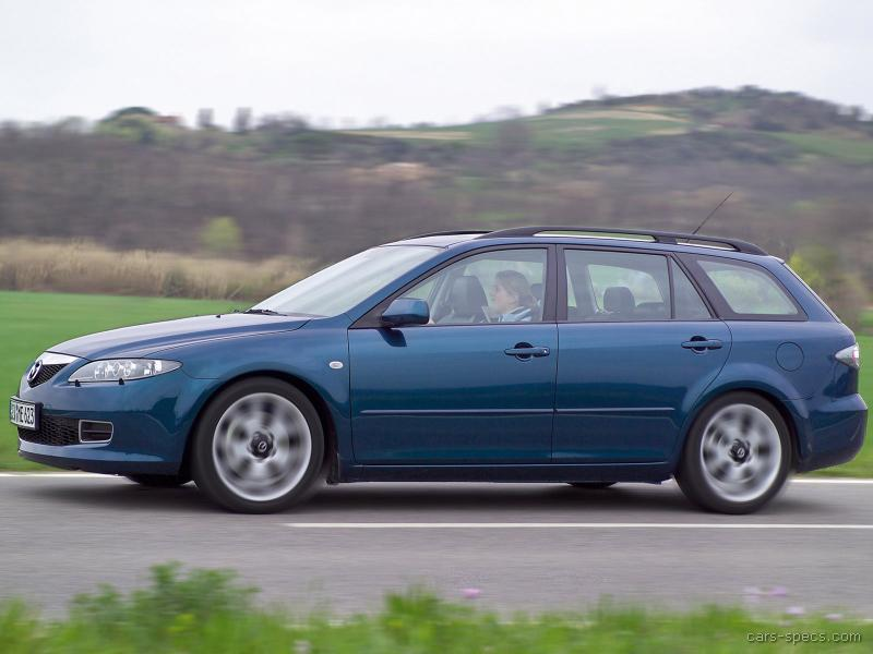 2006 mazda mazda6 wagon specifications pictures prices. Black Bedroom Furniture Sets. Home Design Ideas