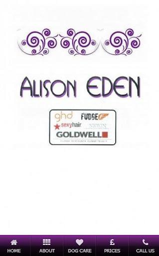 ALISON EDEN