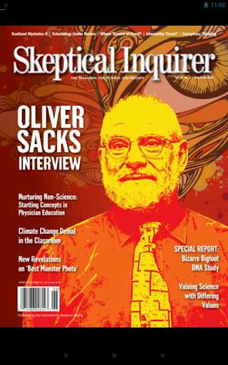 Skeptical Inquirer