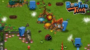 Screenshot of Bonfire Trail