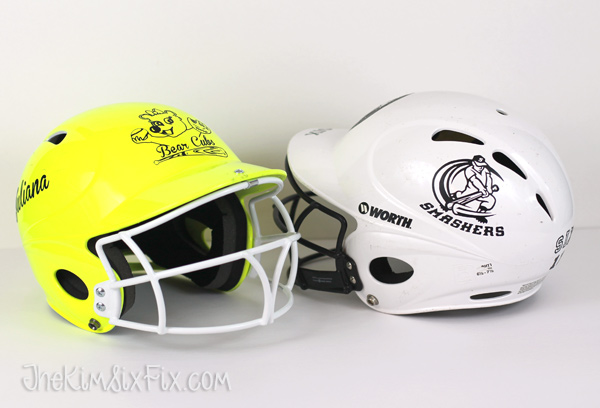 How to personalize sports helmets