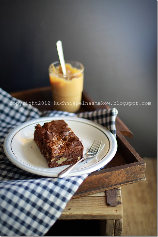 brownie -David Lebovitz (3)