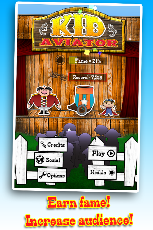 Kid Aviator- screenshot