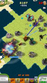 TowerMadness: 3D Tower Defense Screenshot 5
