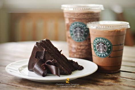 Iced Coffee for Cold Weather at Starbucks Camp John Hay