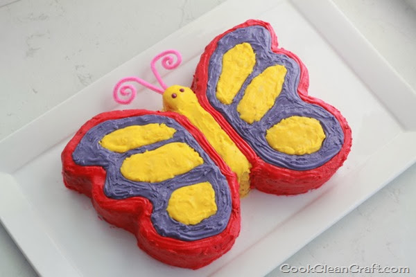 Butterfly Cake (6)