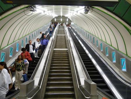 Transport Anglia: metro Londra
