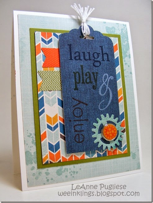 LeAnne Pugliese Weeinklings ColourQ244 Stampin