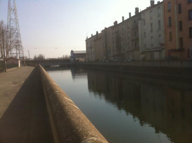 Canal de l'Yzeron - Oullins photo #965