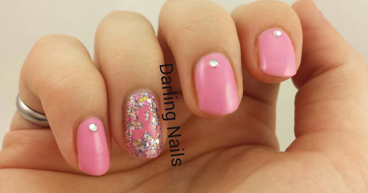 Darling Nails Opi Pink Of Hearts 2013