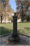 am Monumento alla Vittoria