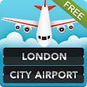London City Airport Info icon
